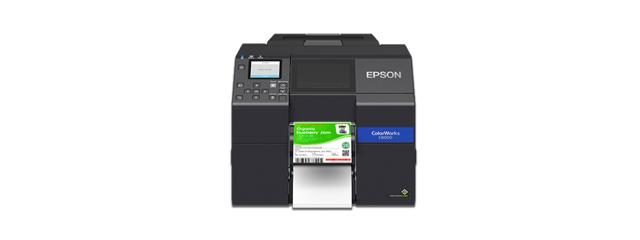 Epson ColorWorks C6000A/P